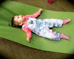 PARENT/CHILD UNDER 18 MONTHS - INFANT YOGA